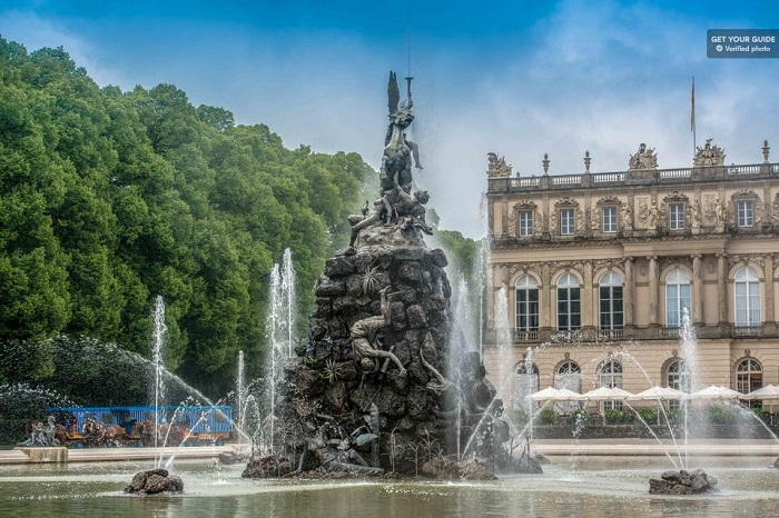 Munich to Herrenchiemsee Palace Day Tour Tickets