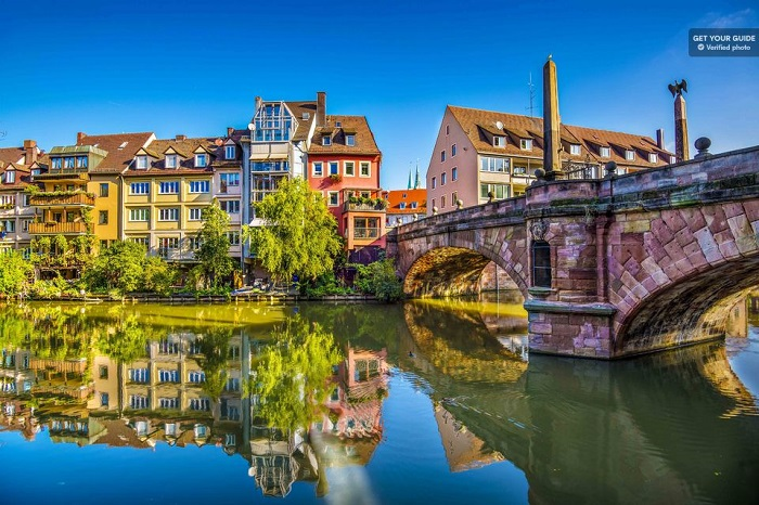 Munich to Nuremberg by Train Day trip Tickets