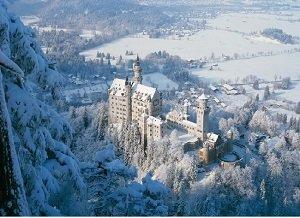 Neuschwanstein Castle Full-Day Tour Tickets