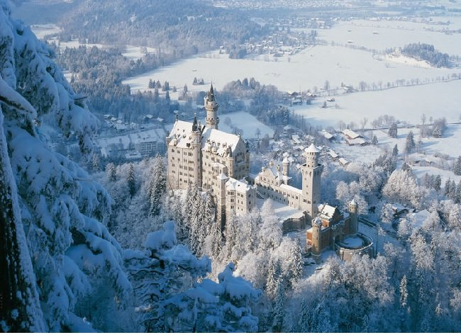 Neuschwanstein Castle Full-Day Tour Tickets