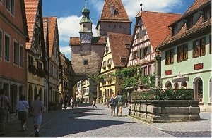 Romantic Road, Rothenburg and Harburg Day Tour Tickets