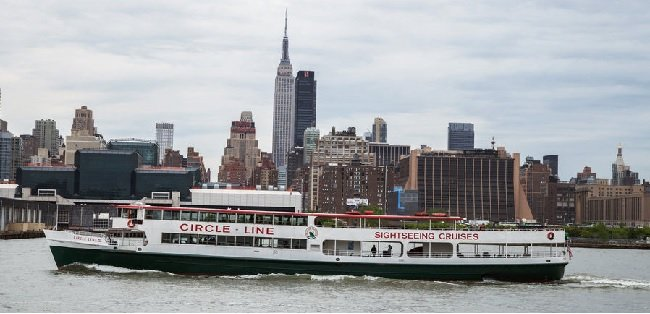 Circle Line Best of New York Cruise Tour Tickets