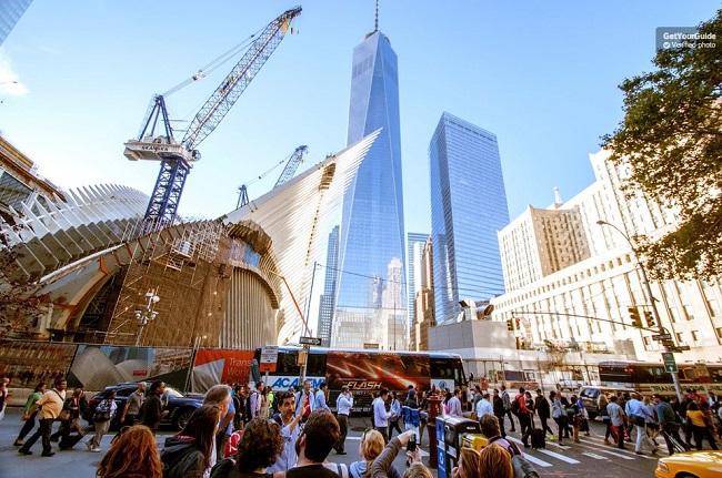 Ground Zero 9/11 Memorial Tour & Optional 9/11 Museum Entry Tickets