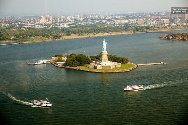 New York City Deluxe Helicopter Tour Tickets
