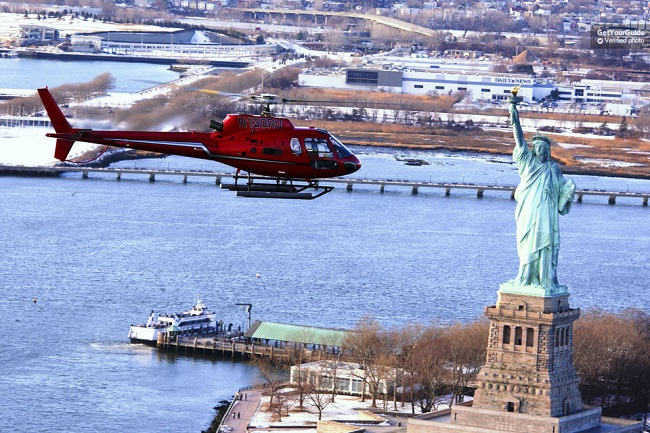 Big Apple Helicopter Tour of New York Tickets