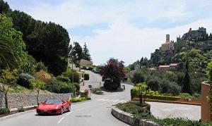 Monaco Ferrari Driving Experience Tickets
