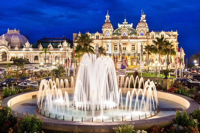 Monte Carlo Evening Tour & Dinner from Nice Tickets