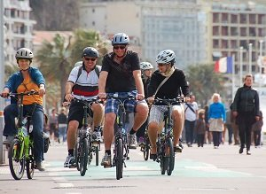 Nice City Bike Tour Tickets
