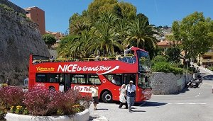 Nice Hop-On Hop-Off Bus Tour Tickets