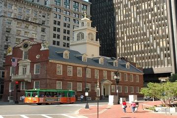 Old Town Trolley Tour of Boston