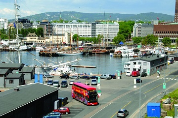 Oslo: Hop-On Hop-Off Bus & Boat Tour Options