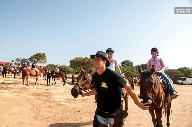 A Day of Horse Riding at Rancho Grande in Majorca Tickets
