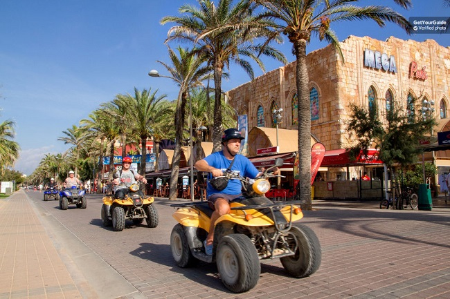 Majorca Guided Quad Bike Tour Tickets