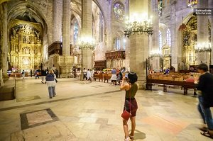 Palma Cathedral & Diocese Museum Fast Entry Ticket Tickets