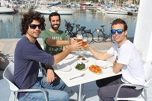 Palma de Mallorca Old Town Guided Bike Tour and Tapas Tickets