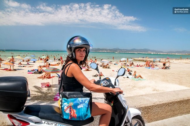 Scooter Rental in Palma de Mallorca Tickets