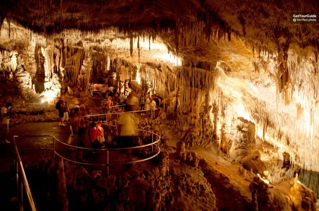 The Caves of Drach and Mallorca