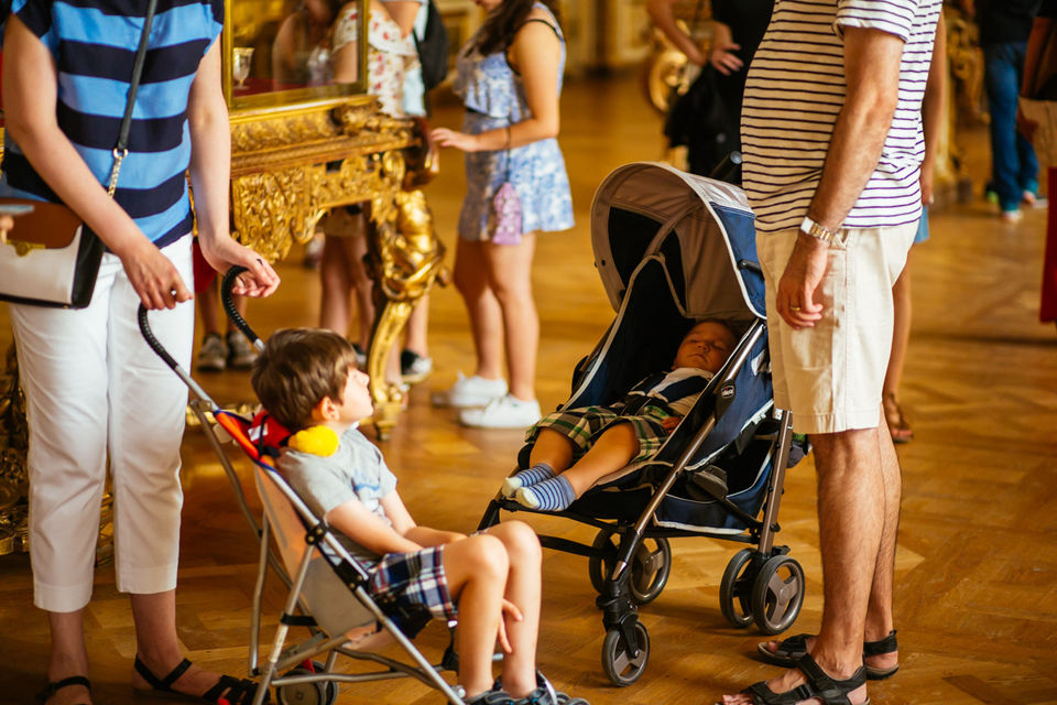 2-Hour Private Versailles Tour for Families & Children Tickets