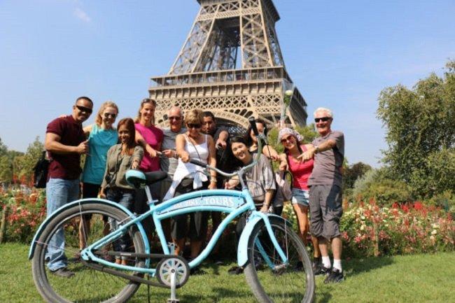 Best of Paris Bike Tour Tickets
