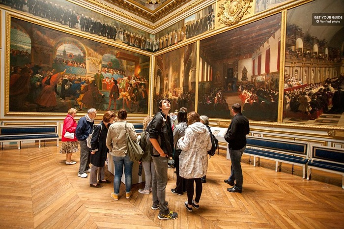 Best Versailles Palace Guided Tour Tickets