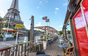 Bistro-Style Seine River Dinner Cruise Tour Tickets