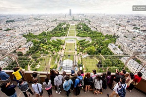 Eiffel Tower Summit Access And Seine River Cruise Tickets