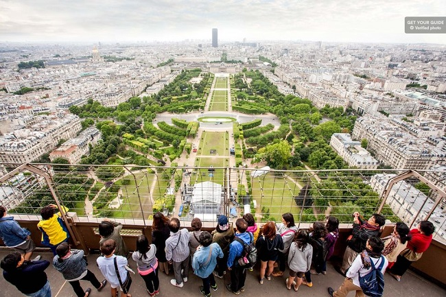 Eiffel Tower Summit Access And Seine River Cruise Tickets