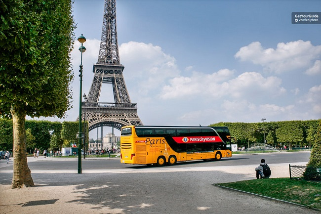 Paris City Tour And Seine River Cruise  Tickets