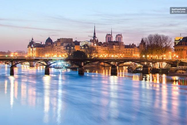 Paris Illuminations  Night Cruise Seine Tickets