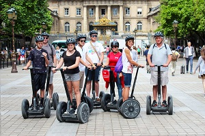 Paris Segway Tour Plus Seine River Cruise Tickets