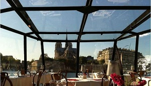 Seine River 3 Course Lunch Cruise Tickets