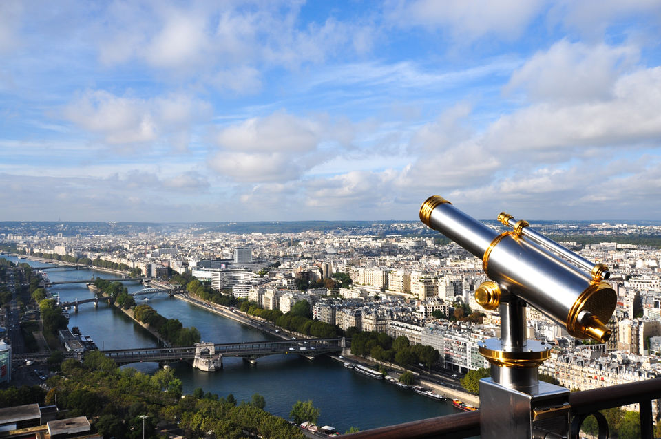 Eiffel Tower Guided Climb in English and German and Optional Summit Access Tickets