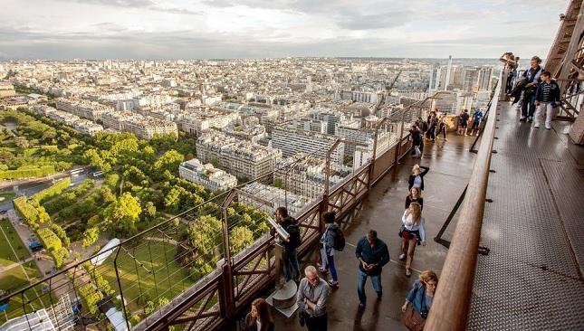 Eiffel Tower 2nd Floor Skip line tickets Tickets