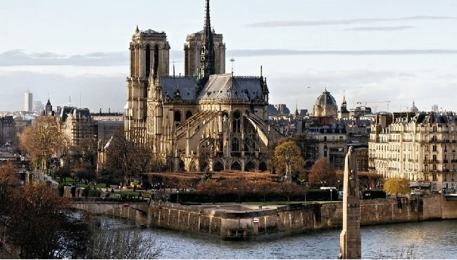 Notre Dame Cathedral Guided Tour Tickets