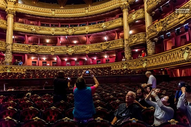 Opera Garnier Guided Tour Tickets Tickets