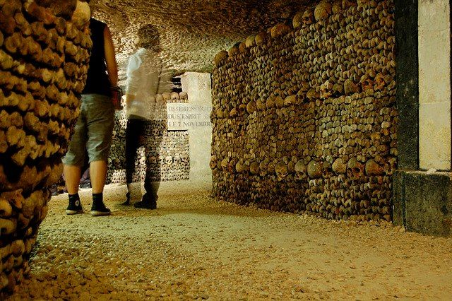 Paris Catacombs Skip the Line Small Group Tour Tickets