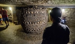 Paris Catacombs Skip the Line Ticket Tickets