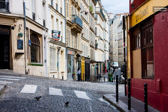 Paris: Montmartre 2-Hour Walking Tour Tickets