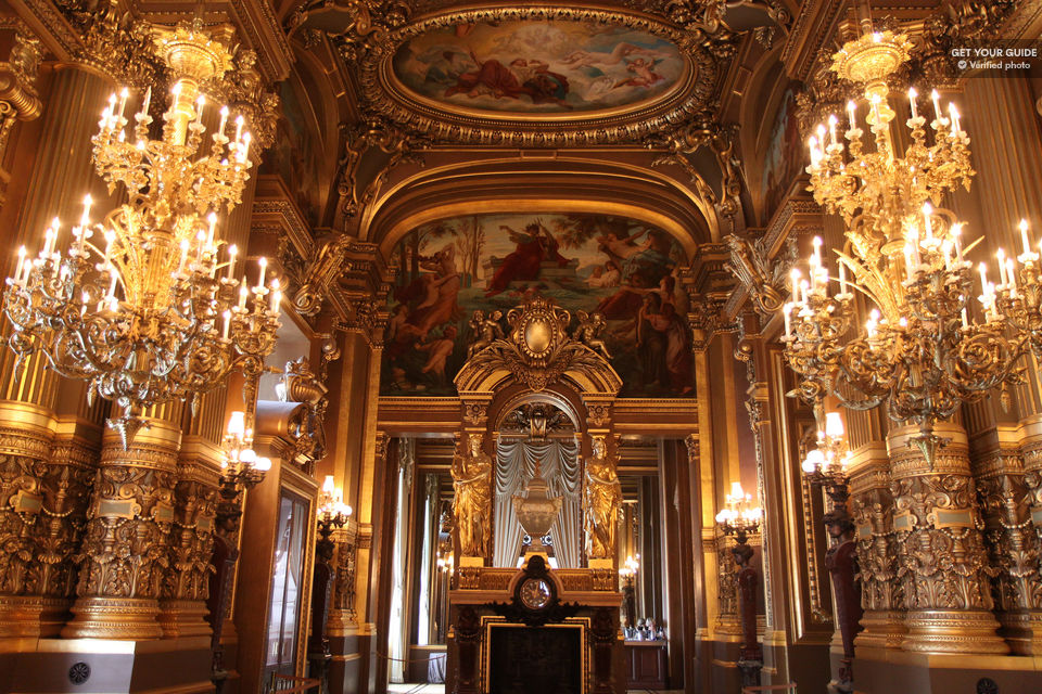 Paris: Mysteries of the Opera Garnier After Hours Tour Tickets