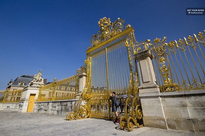 Skip the Line Versailles and Trianon Audio Pen Tour Tickets