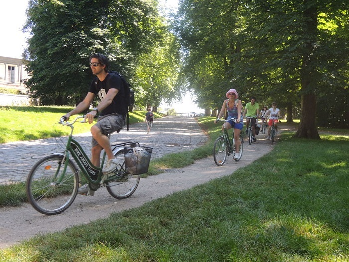 Versailles by Bike Day Tour Tickets