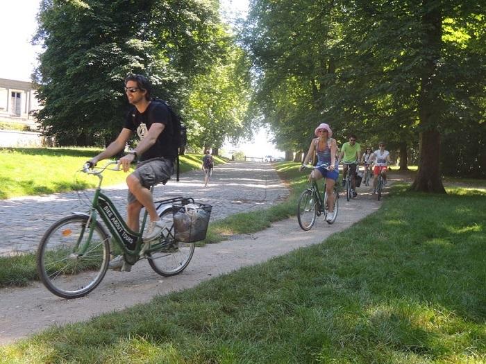Versailles by Bike Day Tour Tickets
