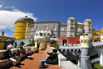 Pena Palace & Park Skip-the-Line Ticket