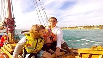 Pirate Ship Cruise along the Algarve Coast Tickets