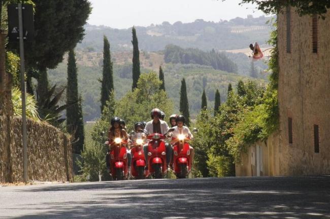 Chianti Wine Tasting Day Trip by Vespa From Pisa Tickets