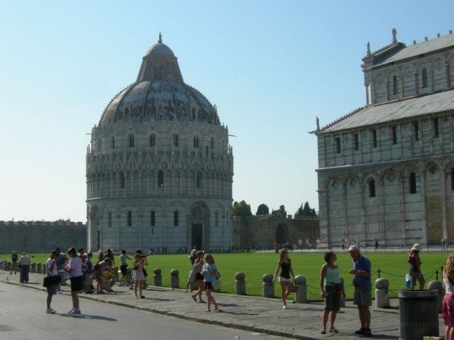 Pisa Guided Walking Tour Tickets