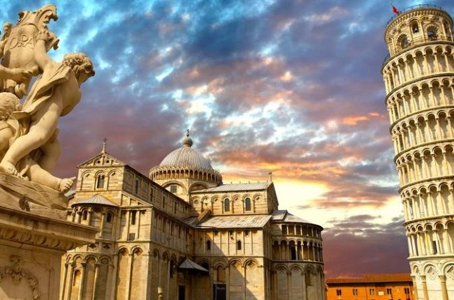Pisa of the Beaten Track Small Group Walking Tour Tickets