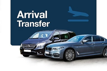 Private Arrival Transfer Arlanda Airport to Stockholm City