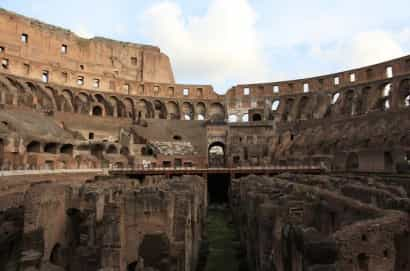 Colosseum Express Guided Tour Tickets