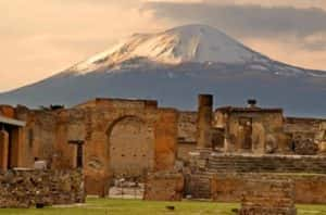 Pompeii Day Trip from Rome Tickets
